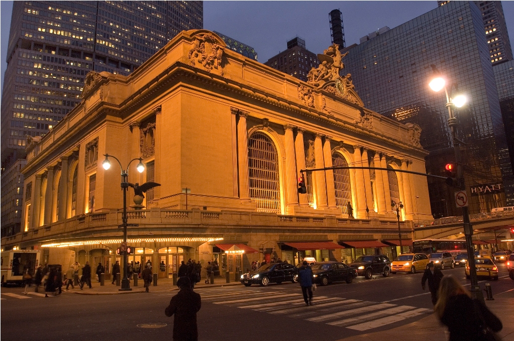 Les bons plans de Grand Central Terminal à New York