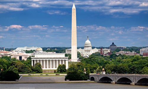Comment aller a Washington DC depuis New York?