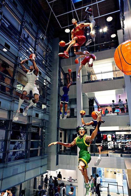 Basketball Shoes Stores In New York