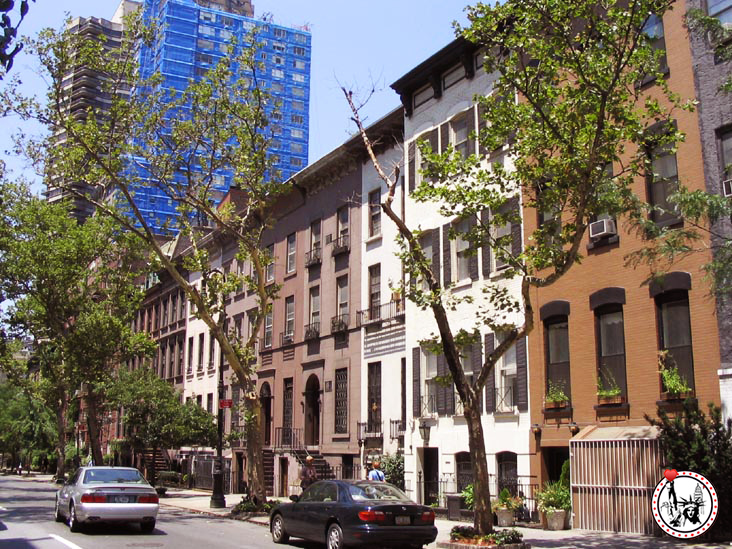 Le quartier riche de New York : Upper East Side