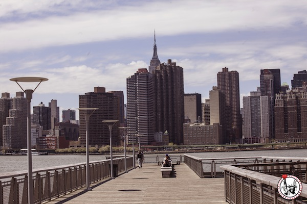 Wordpress - referencement - image - long island city- le Gantry Plaza State Park avec sa magnifique skyline 1