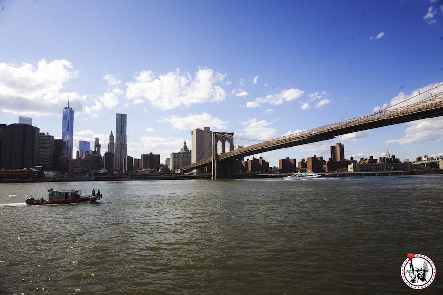 Le Bon Plan du Brooklyn Bridge
