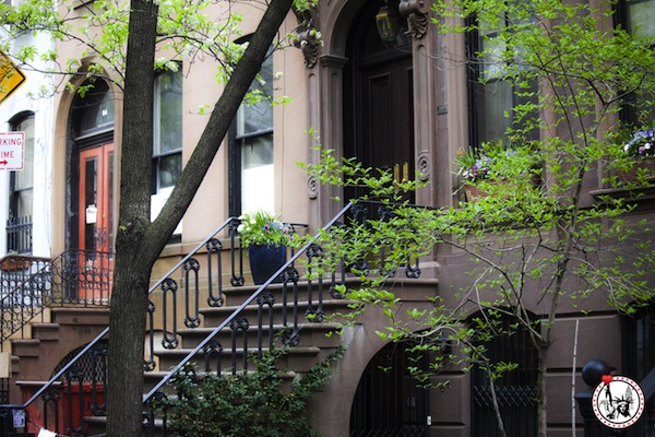 Ou se trouve l'appartement de Carrie Bradshaw ?