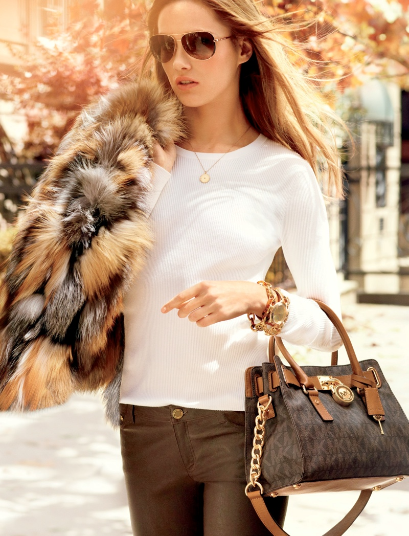 La tendance Michael Kors à New york