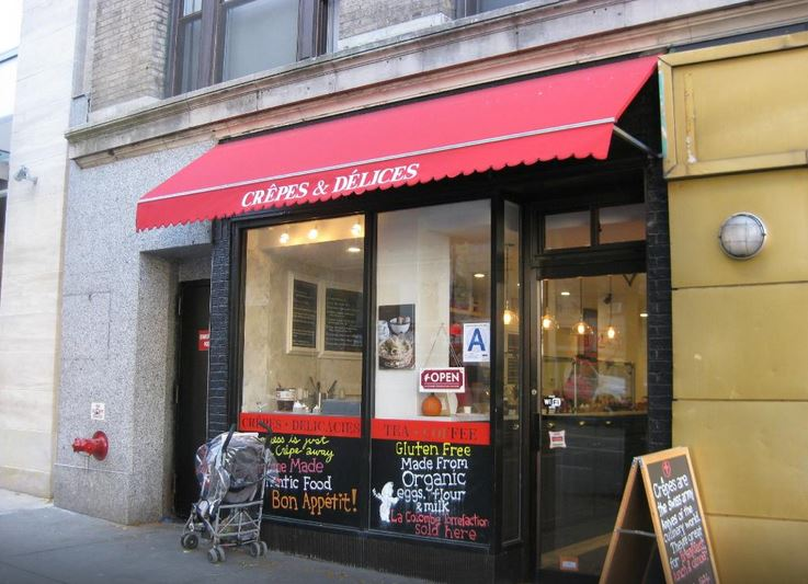 new york crepes&delices