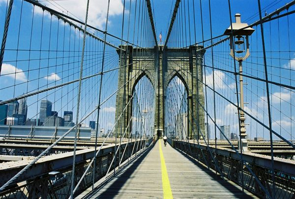Visiter New York en 5 jours : le pont de Brooklyn