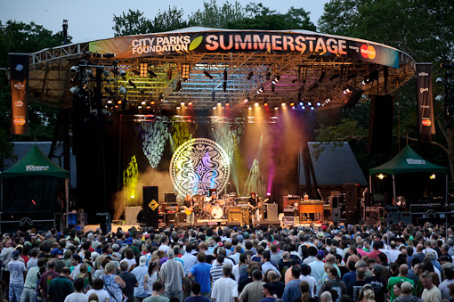 summerstage festival ny