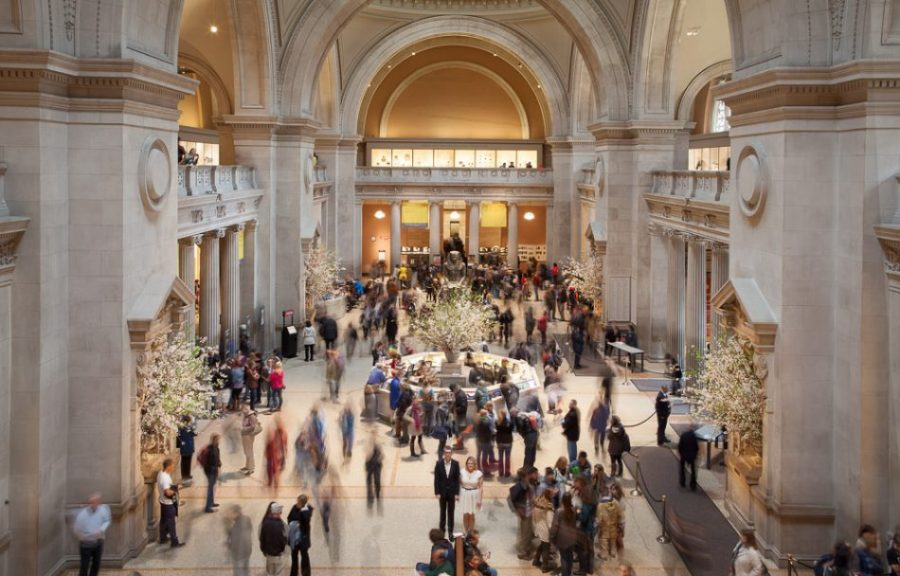 musees new york : le met