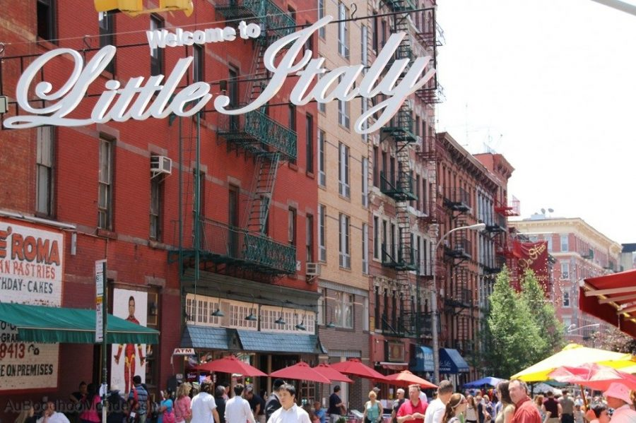 quartier little italy
