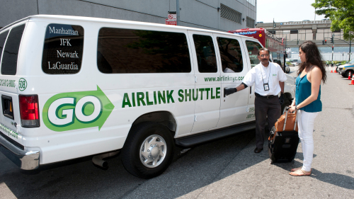 navette go airlink nyc