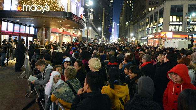 black friday new york