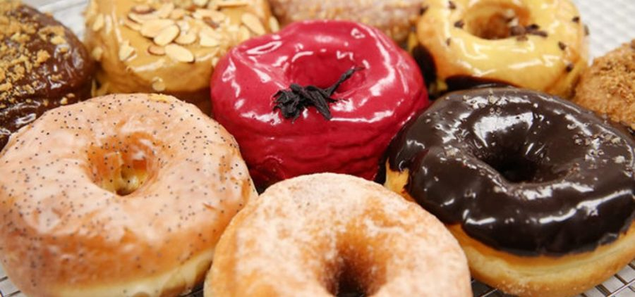 donuts new york