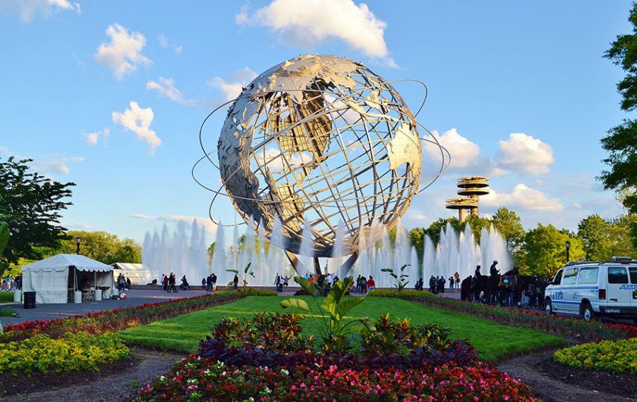 parc flushing meadows