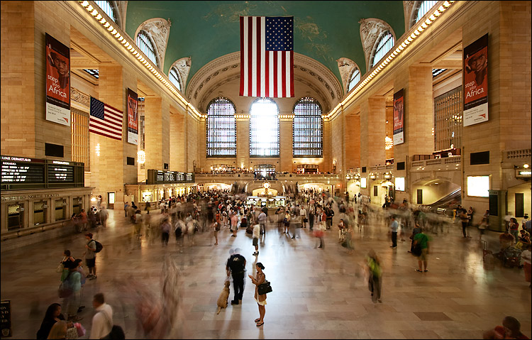 Grand Central : un monument à voir à new york