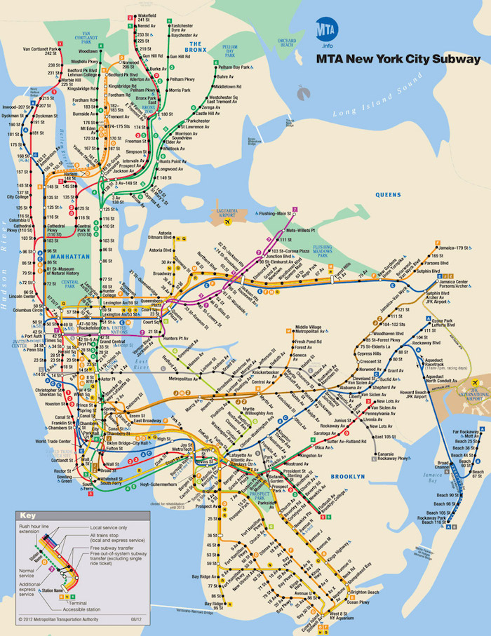 plan metro new york