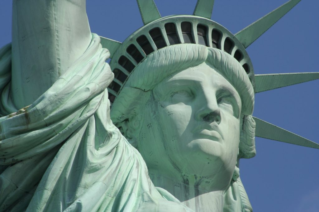 couronne statue ny