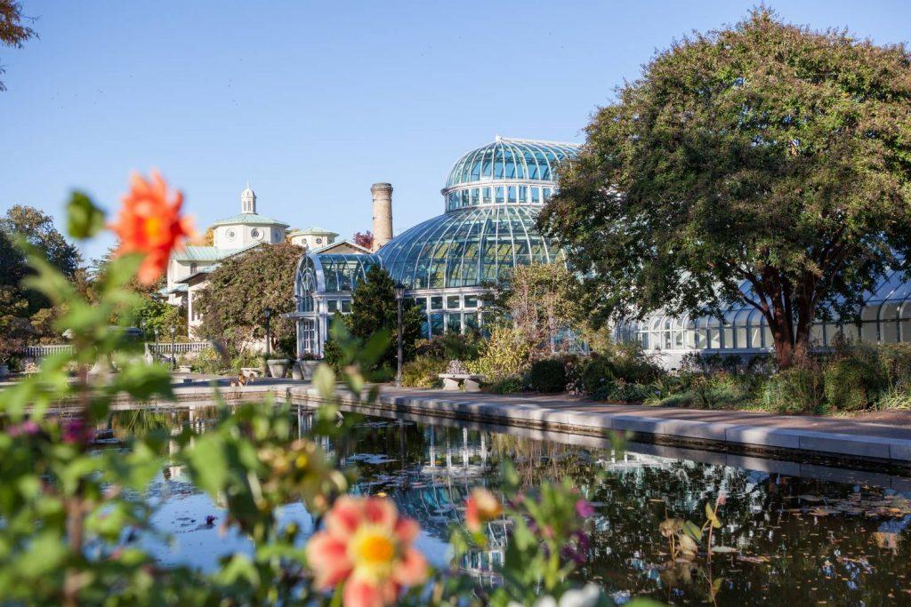 Visiter brooklyn les grands incontournables et bonnes for Jardin new york