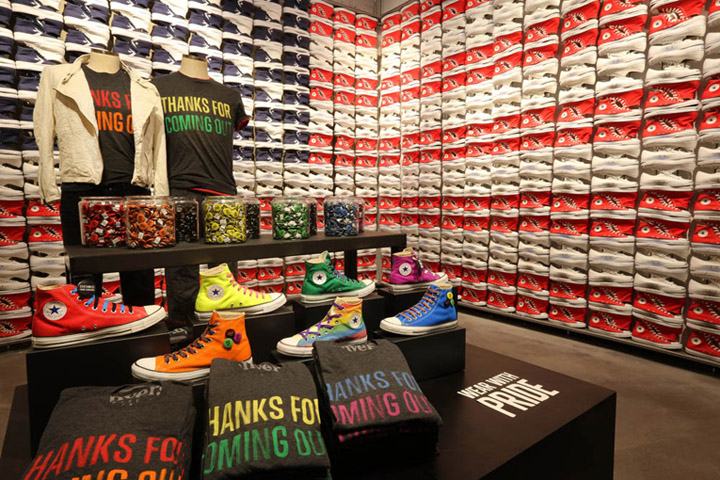 converse magasin toulouse