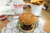 five guys new york