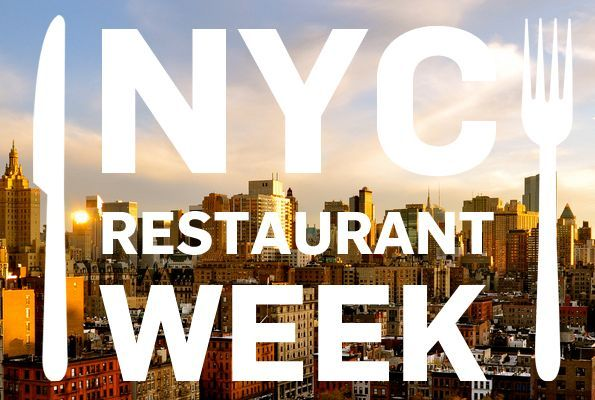 New York City Restaurant Week