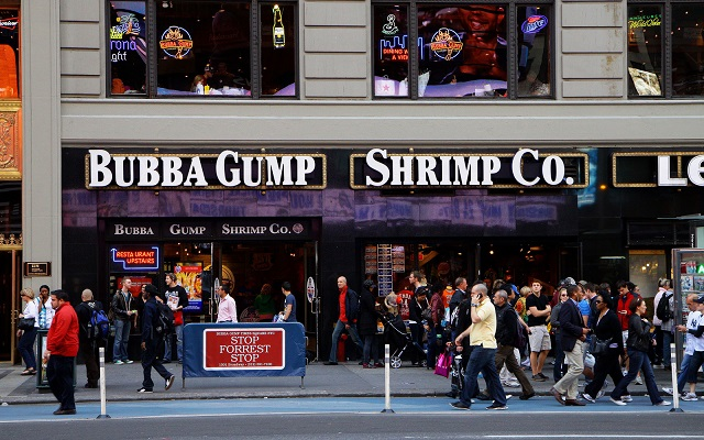 Bubba Gump New York