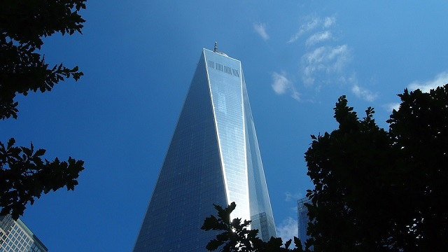 photo du One World Trade Center
