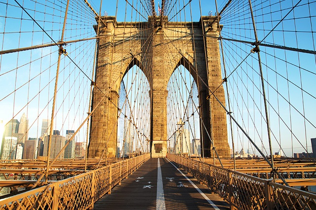 photo du Brooklyn Bridge