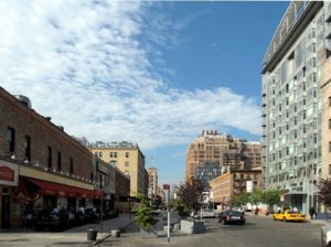 quartier de Meatpacking District