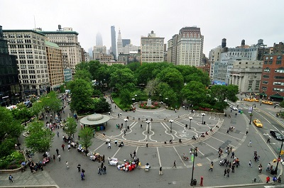 Union Square New York