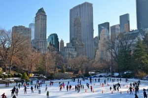 patinoire Central Park : Wollman Rink