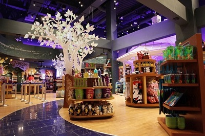 Disney Store New York
