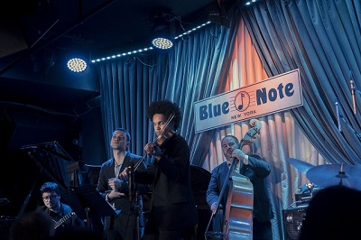 New York jazz clubs