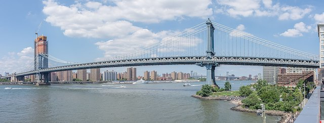 pont de Manhattan